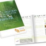 L'agenda du bien-être au travail 2017 par les Éditions Bioviva